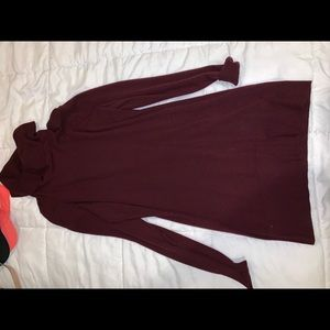 Jrs sweater dress